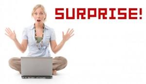 Surprise-computer