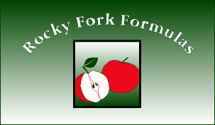 Rocky Fork Formulas, Inc.